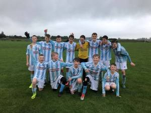 Deeping Blues U13 Division 1 - League Champions for the 3rd consecutive year