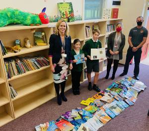 Mana provides Linchfield Primary School with free resources